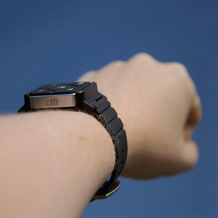 olfi-camera-wrist-remote-in-use
