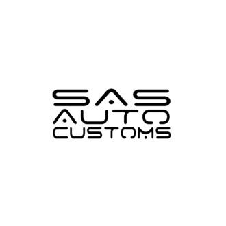 SAS Auto Customs Logo