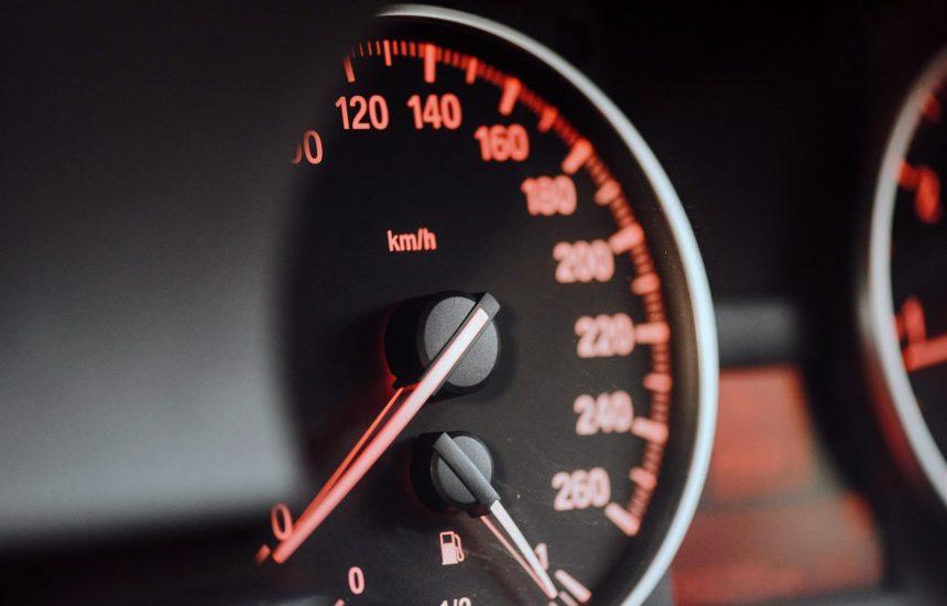 Olfi® Camera – Speedometer Banner