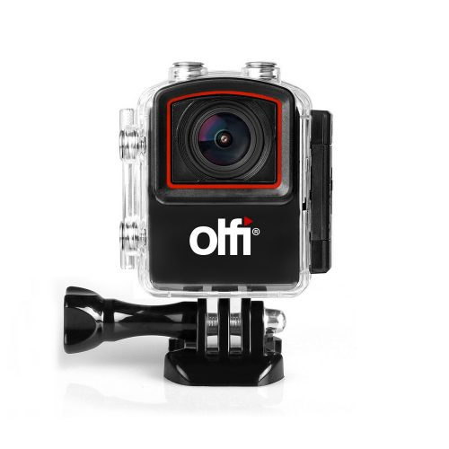 Olfi one.five Black action camera