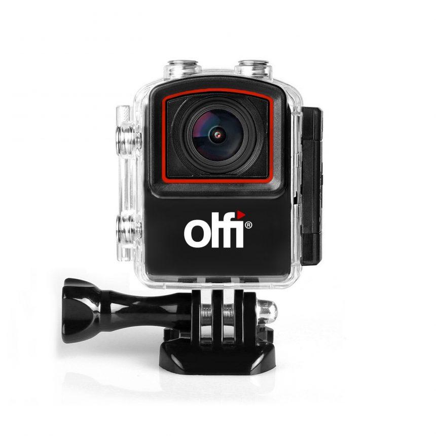 Olfi one.five Black action camera